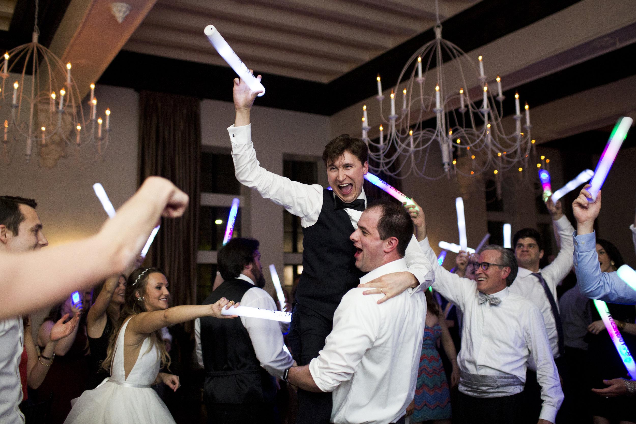 alden castle wedding recepetion photos