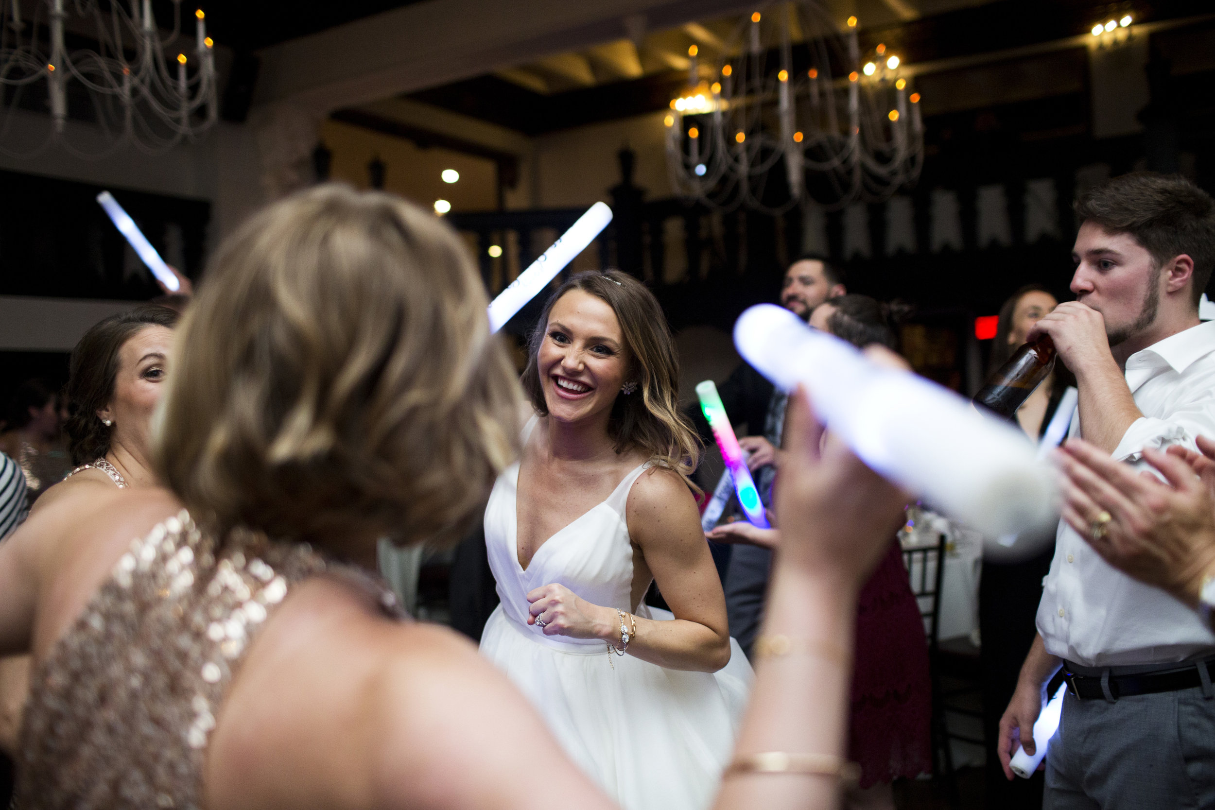 alden castle wedding reception photos
