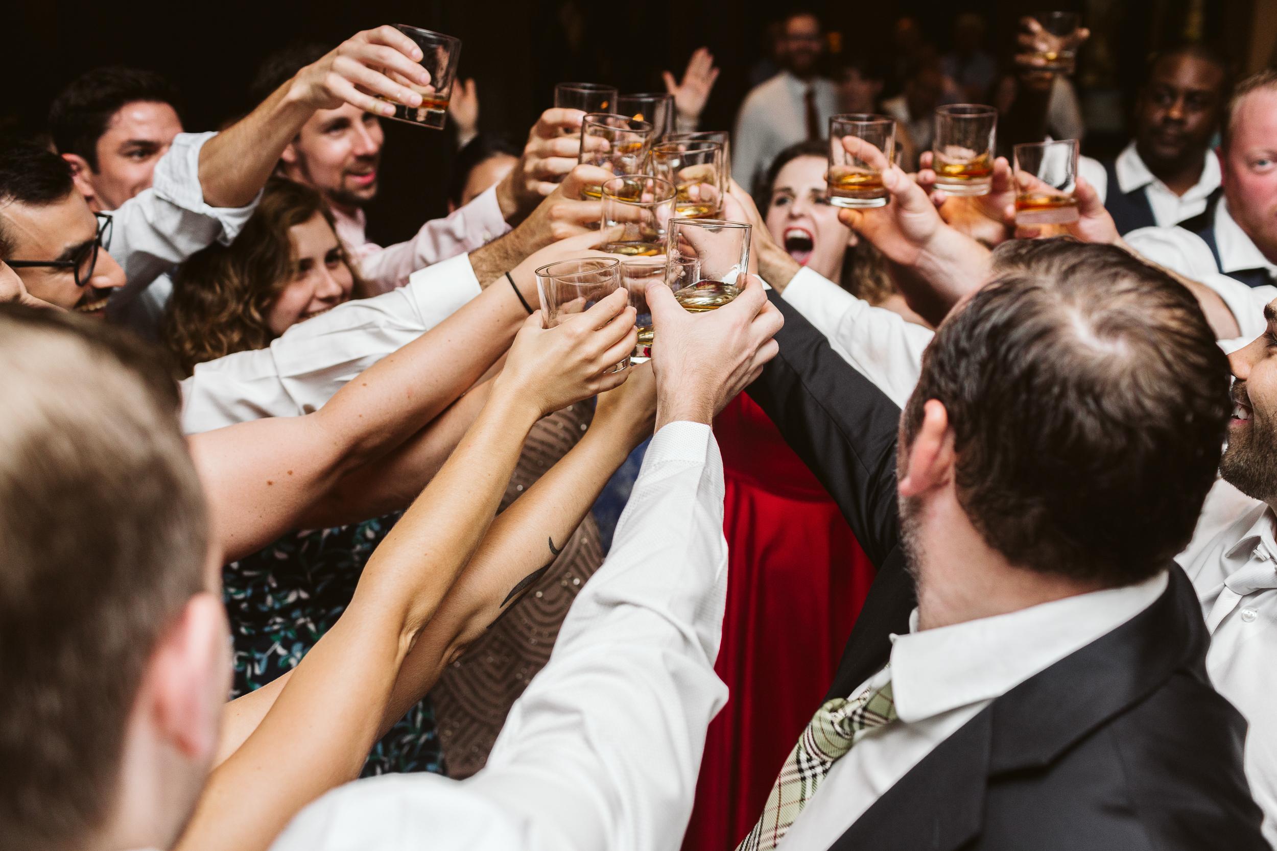 Row Hotel Wedding Photos