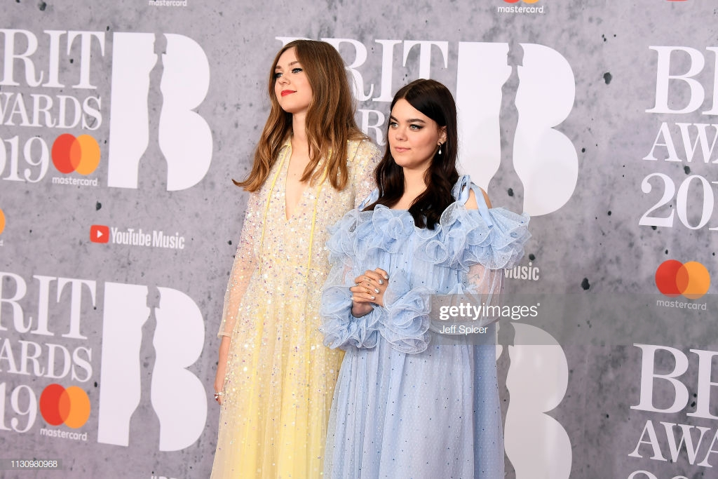 First Aid Kit at the BRITs 2019