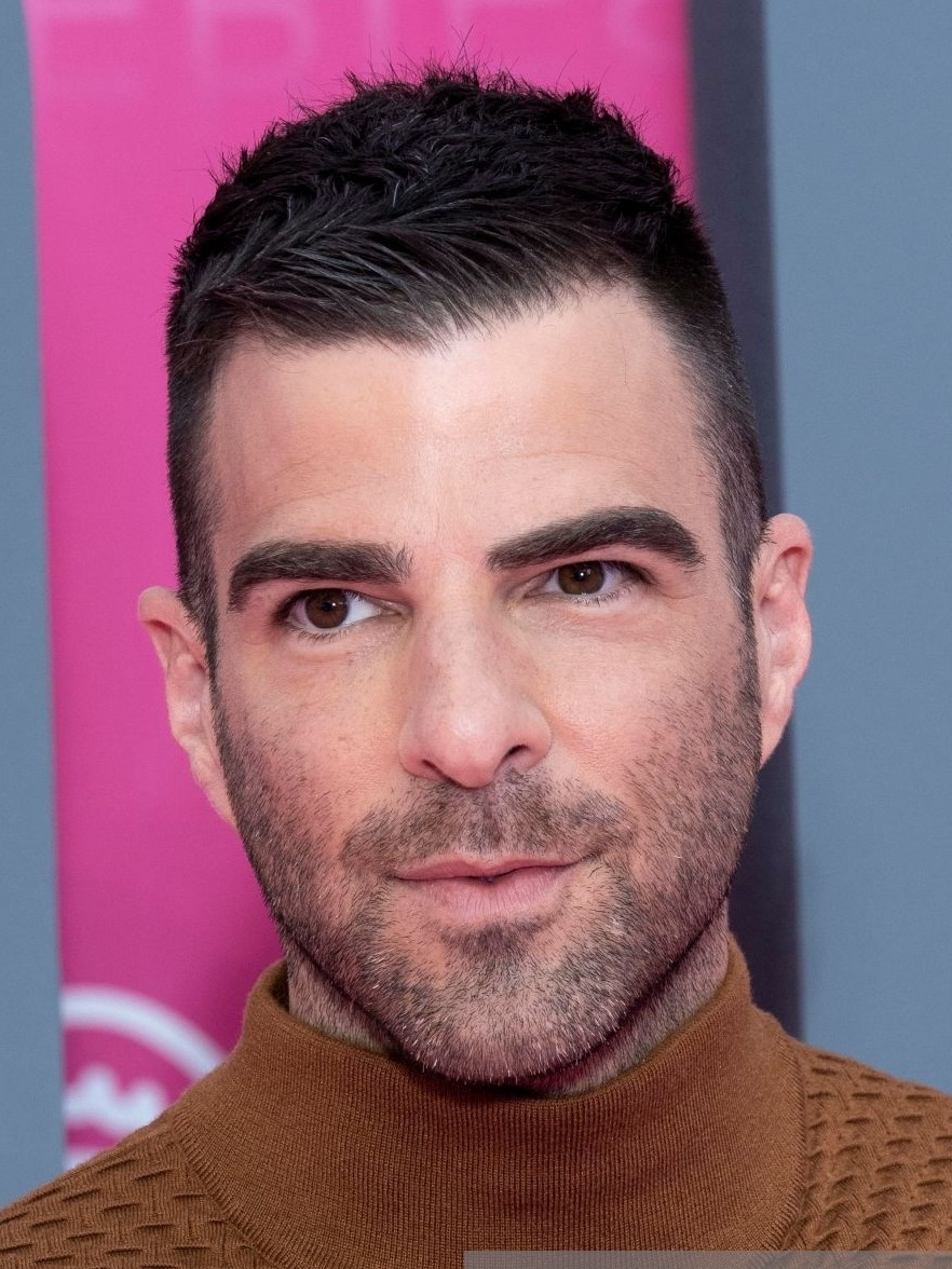 CANNES, FRANCE - APRIL 07: Zachary Quinto attends day three of the 2nd Canneseries International Series Festival, on April 07, 2019 in Cannes, France. (Photo by Arnold Jerocki/Getty Images)