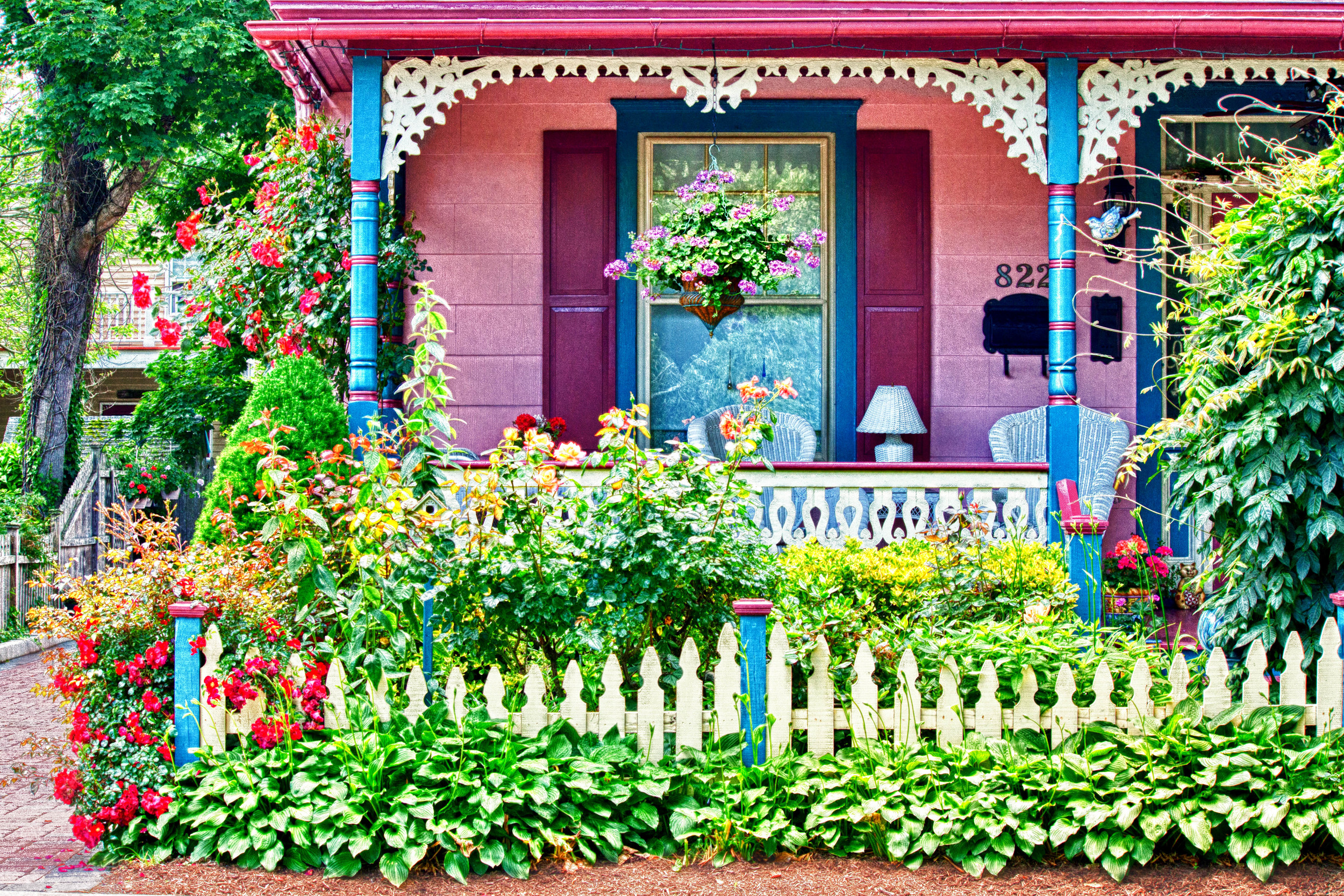 Flowery Cottage