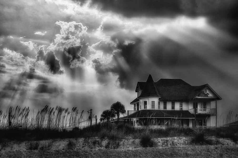 Ghostly Victorian