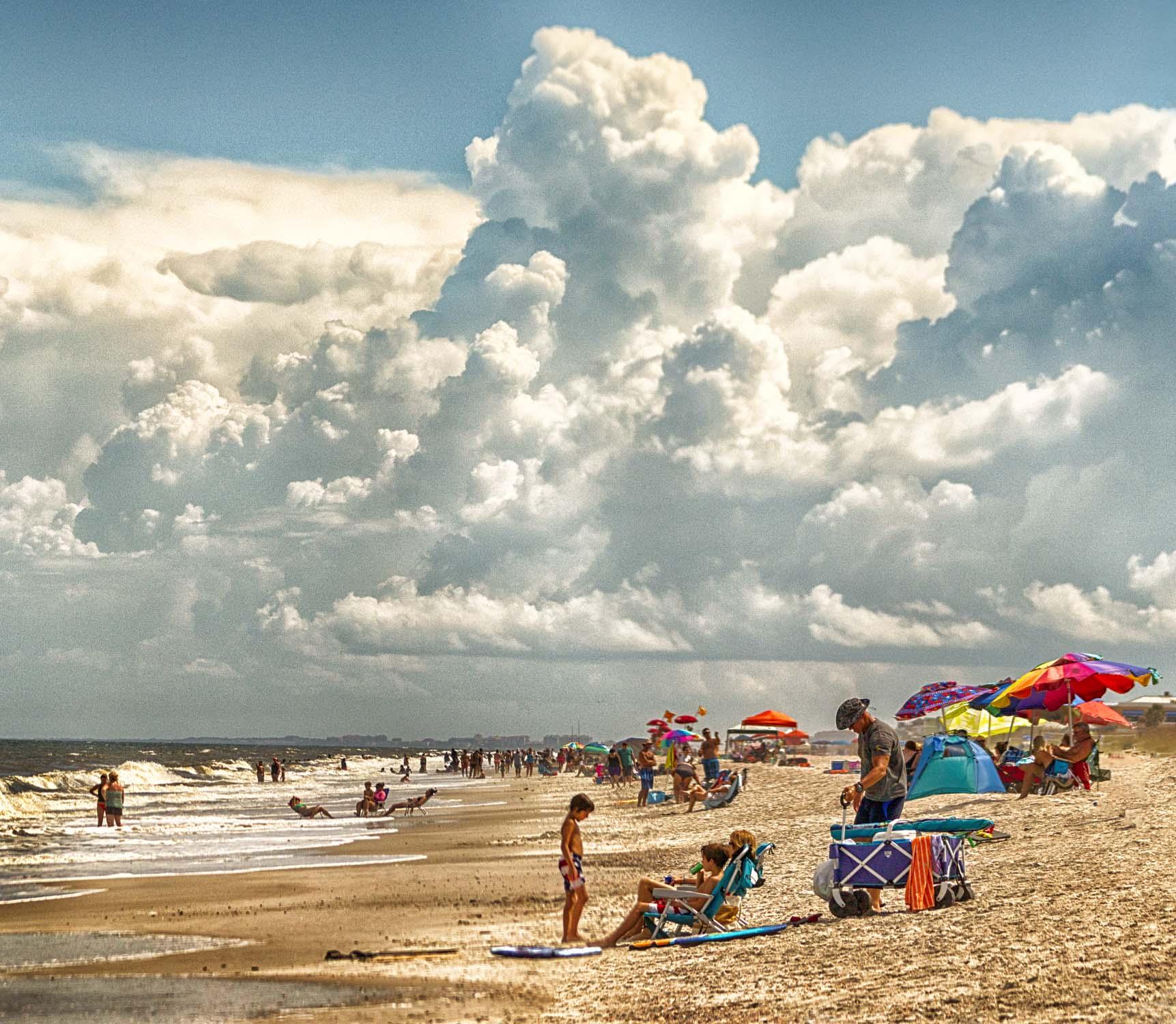 Sunday at the Beach