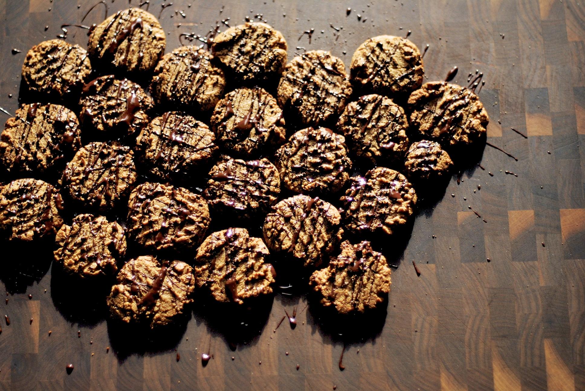 healthy eating cookies