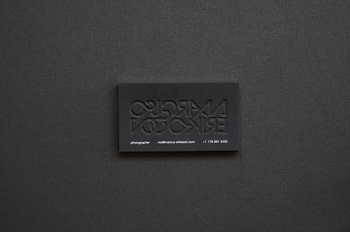http://webdesignerwall.com/trends/60-beautiful-creative-embossed-business-cards