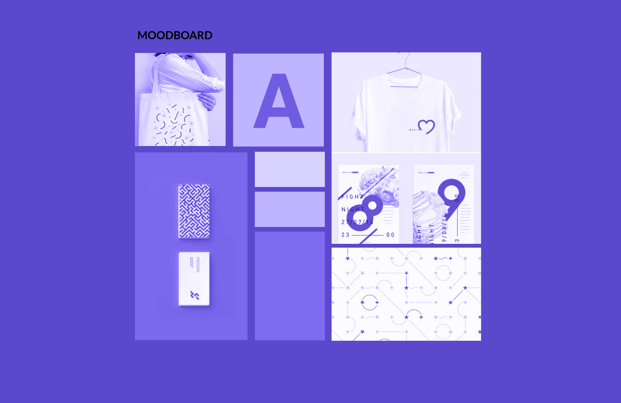 مودبورد تصميم الهويات