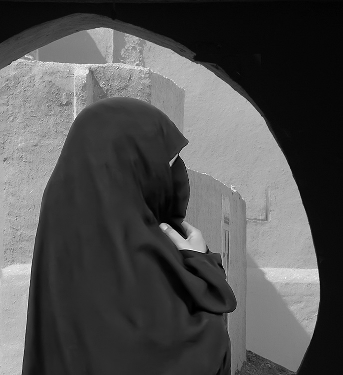 Rissani Woman, Morocco 2014