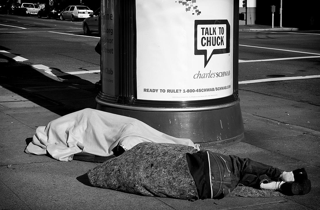 Talk to Chuck, San Francisco 2010