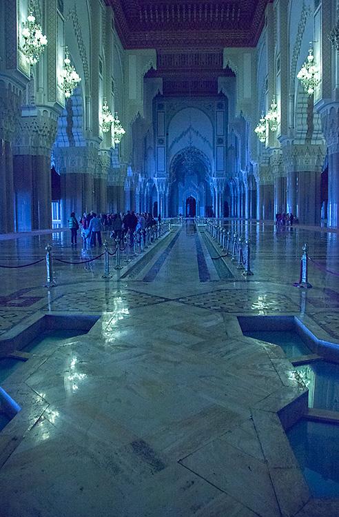 Hassan II Mosque #4, Casablanca, Morocco 2014
