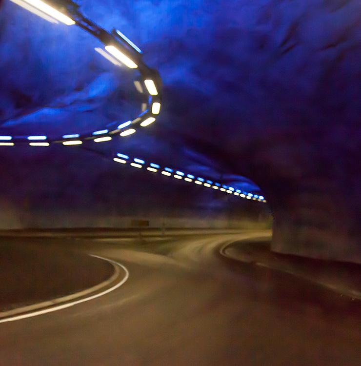 Underground intersection