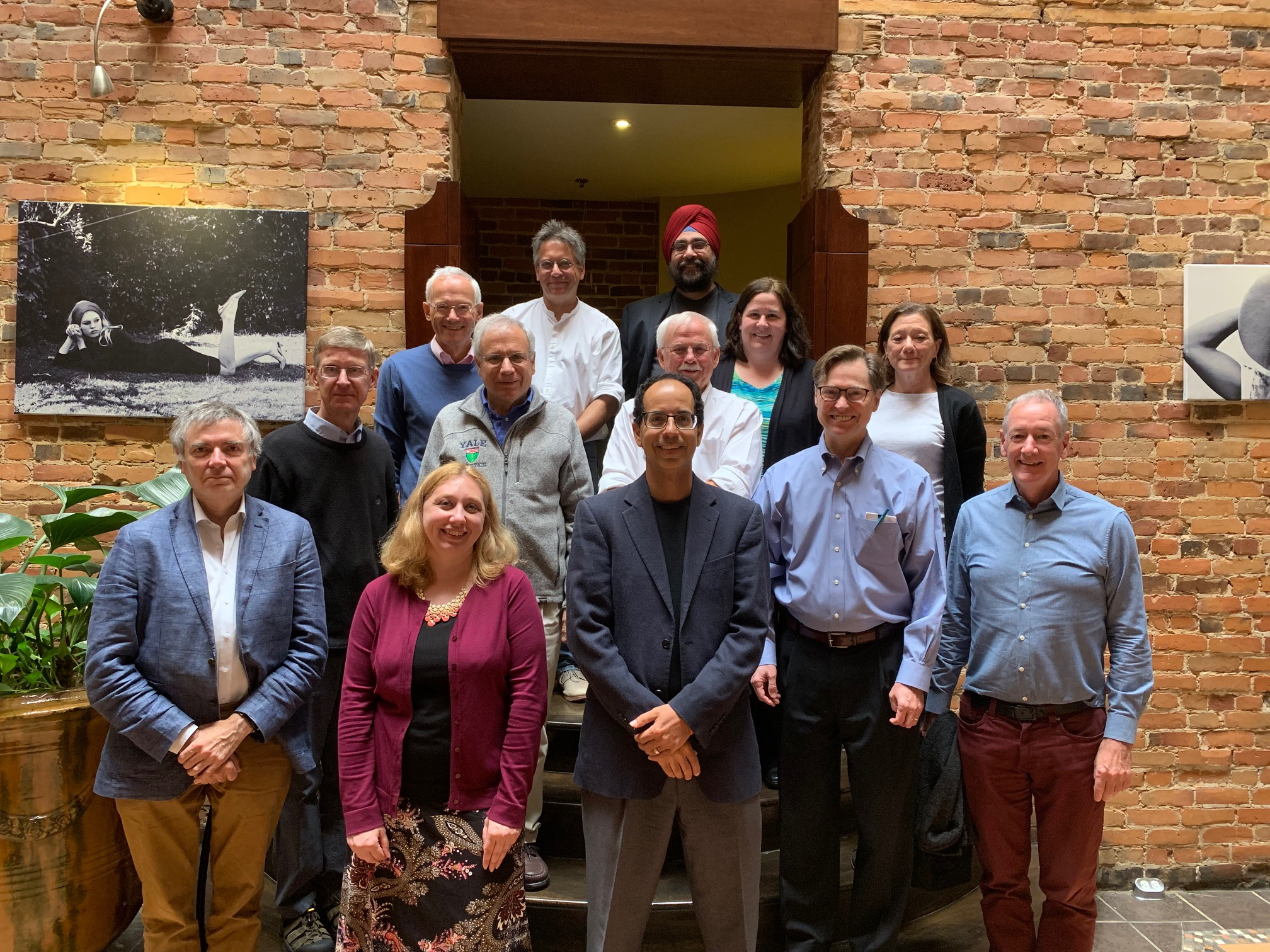 Annual Review of Virology, Editorial Committee,