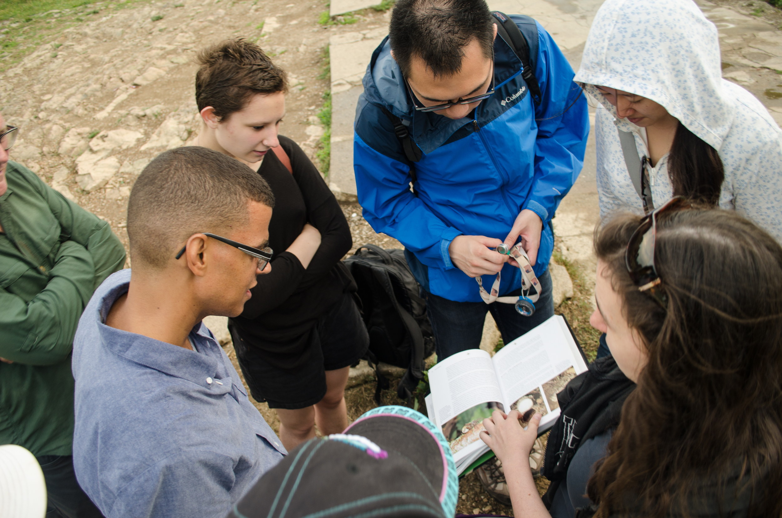 Guided Night Hike to Mount Beacon with arachnologist Dr. Stephanie Loria - July 16