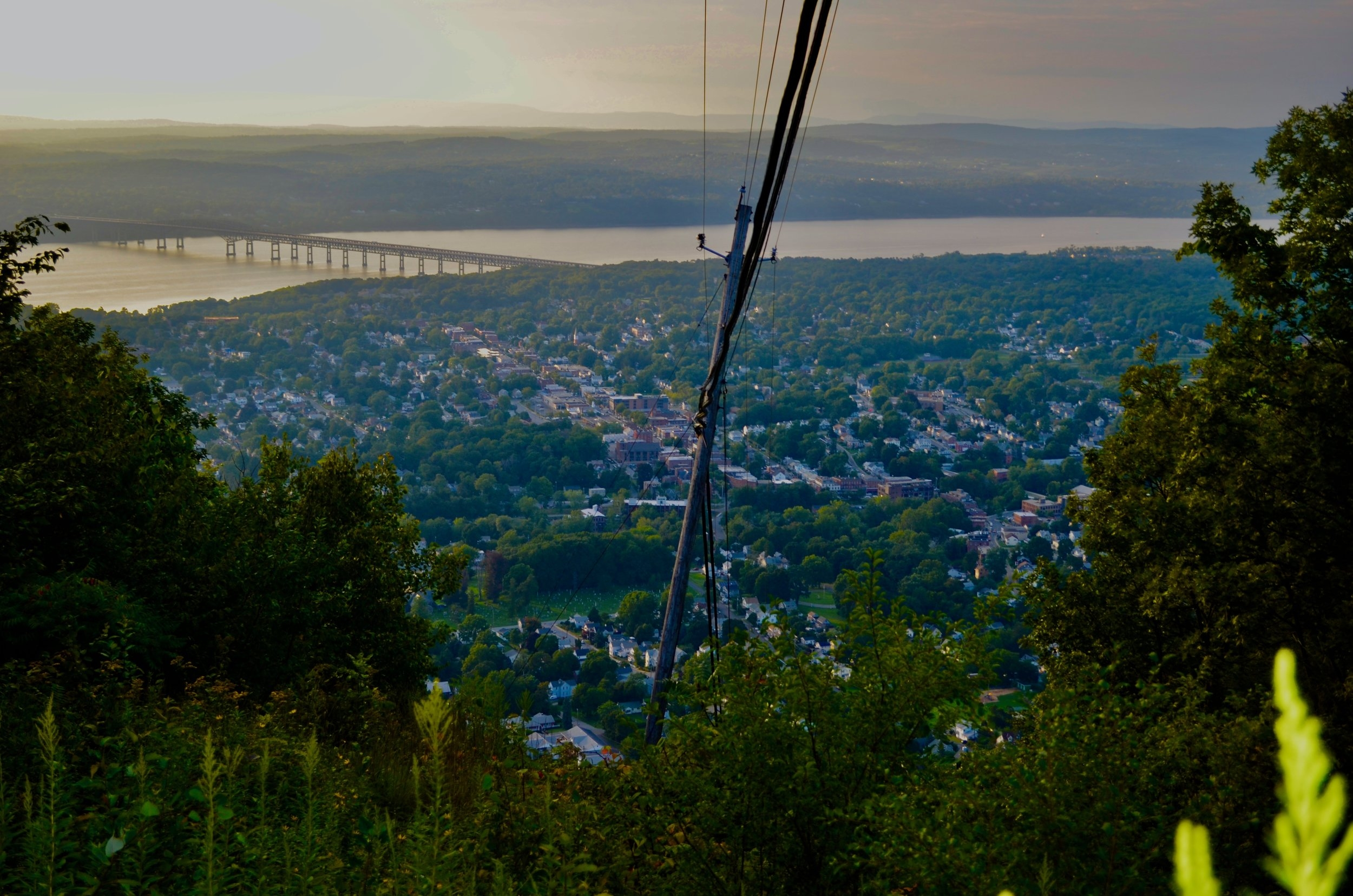 Night Hike to Mt. Beacon with Arachnologist, Dr. Stephanie Loria - August 25