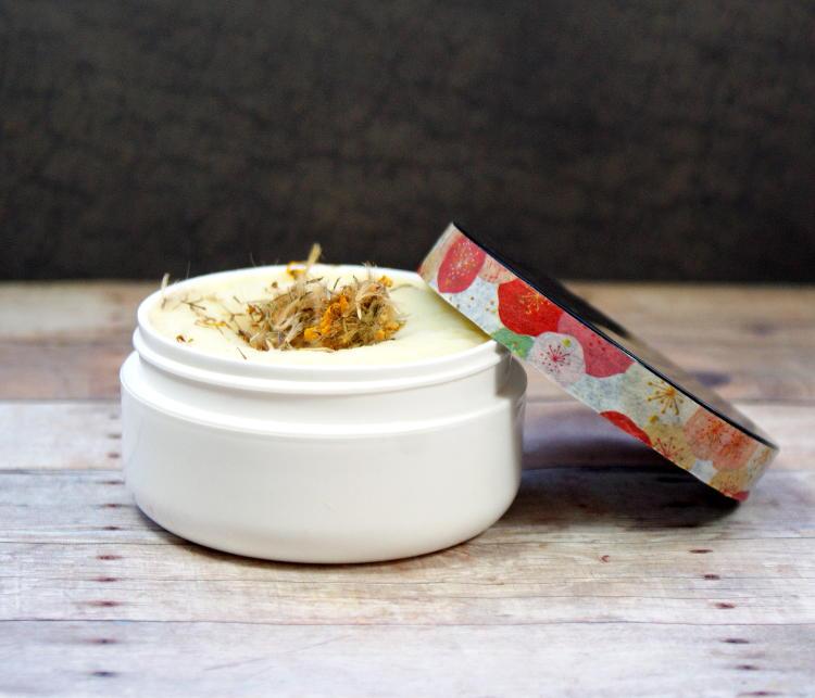 Homemade Healing Butter