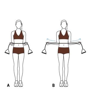 Shoulder Rotations