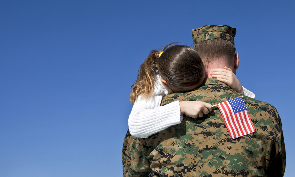 Hope for veterans and their loved ones to heal from trauma    Learn More