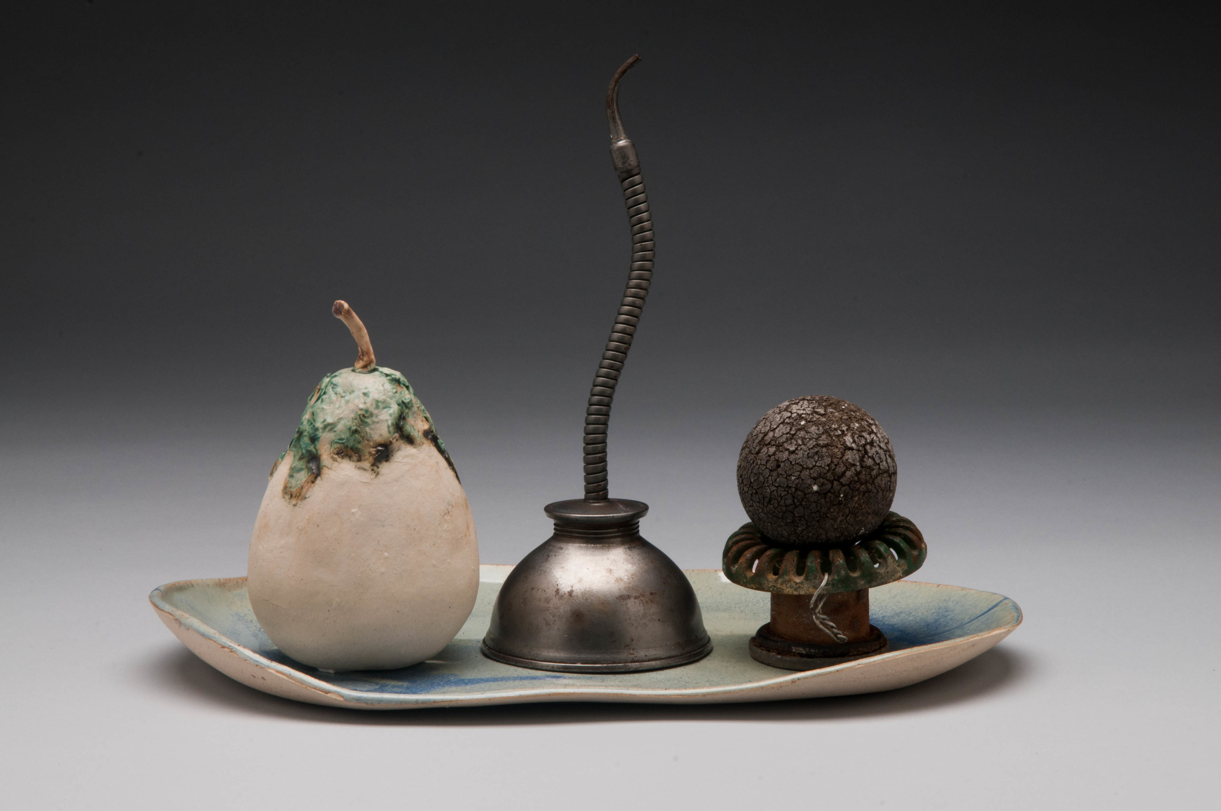 Pear Ikebana
