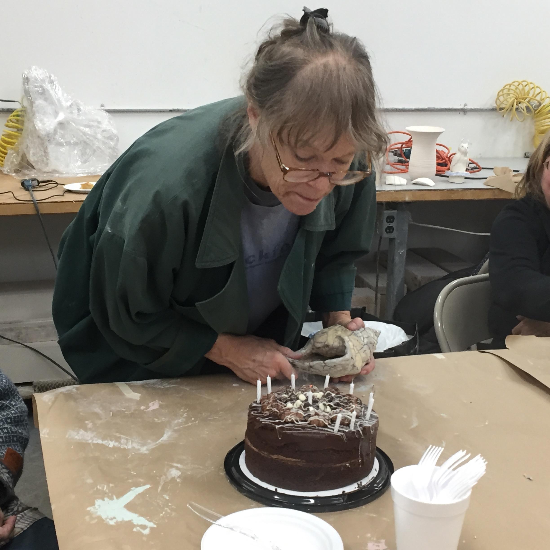 Another birthday celebration!