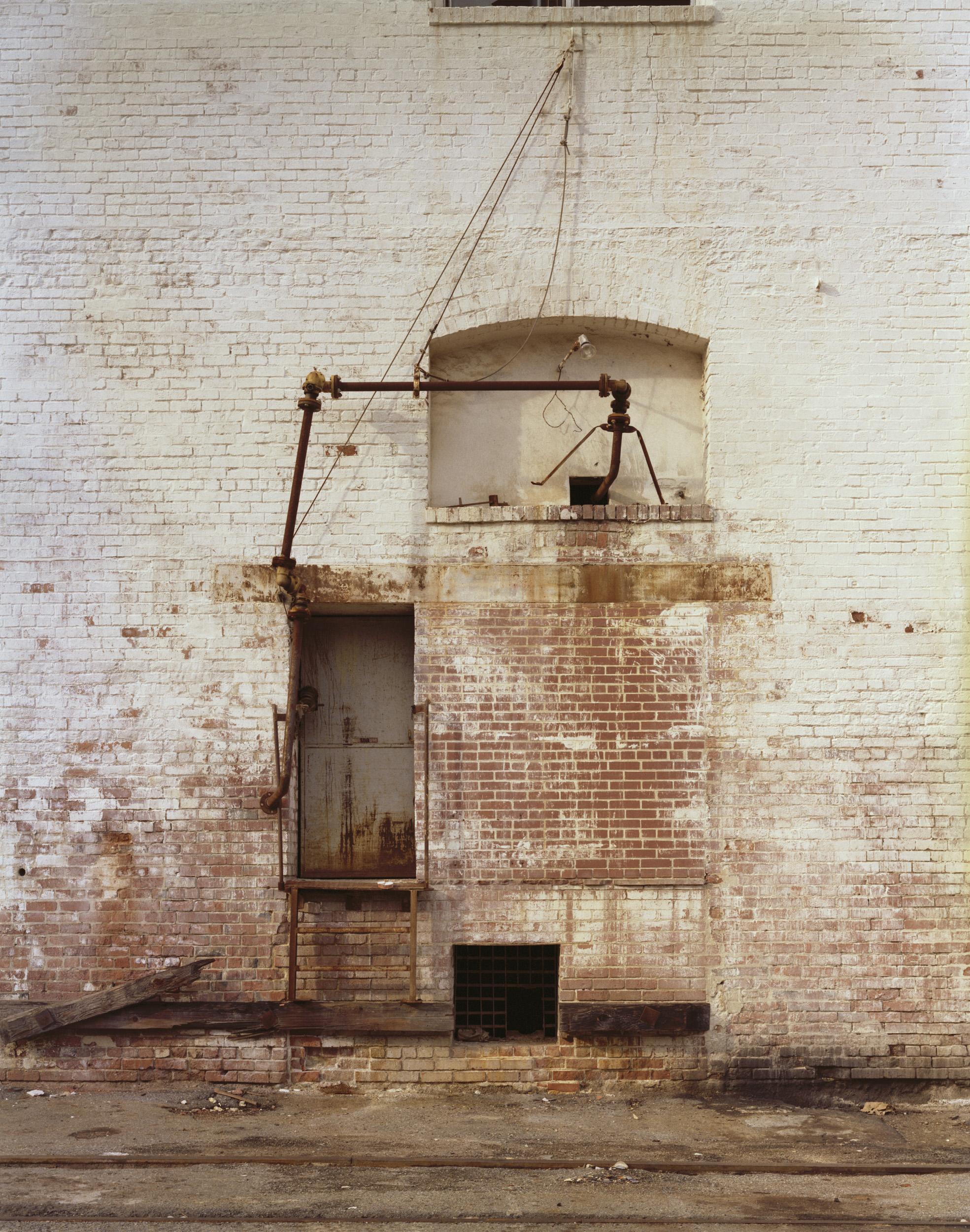 Brick (ed) Door (s)