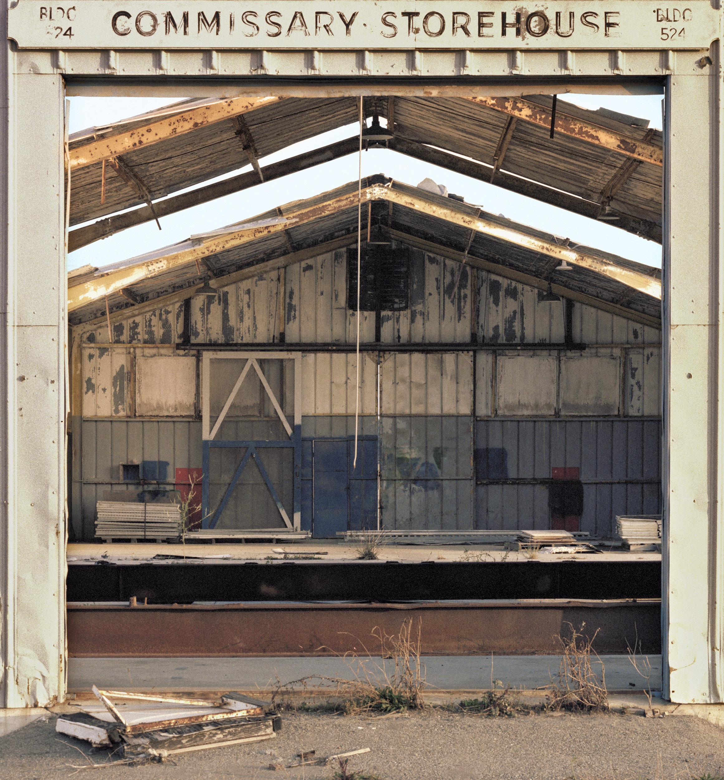 Commissary Storehouse, Hunter's Point