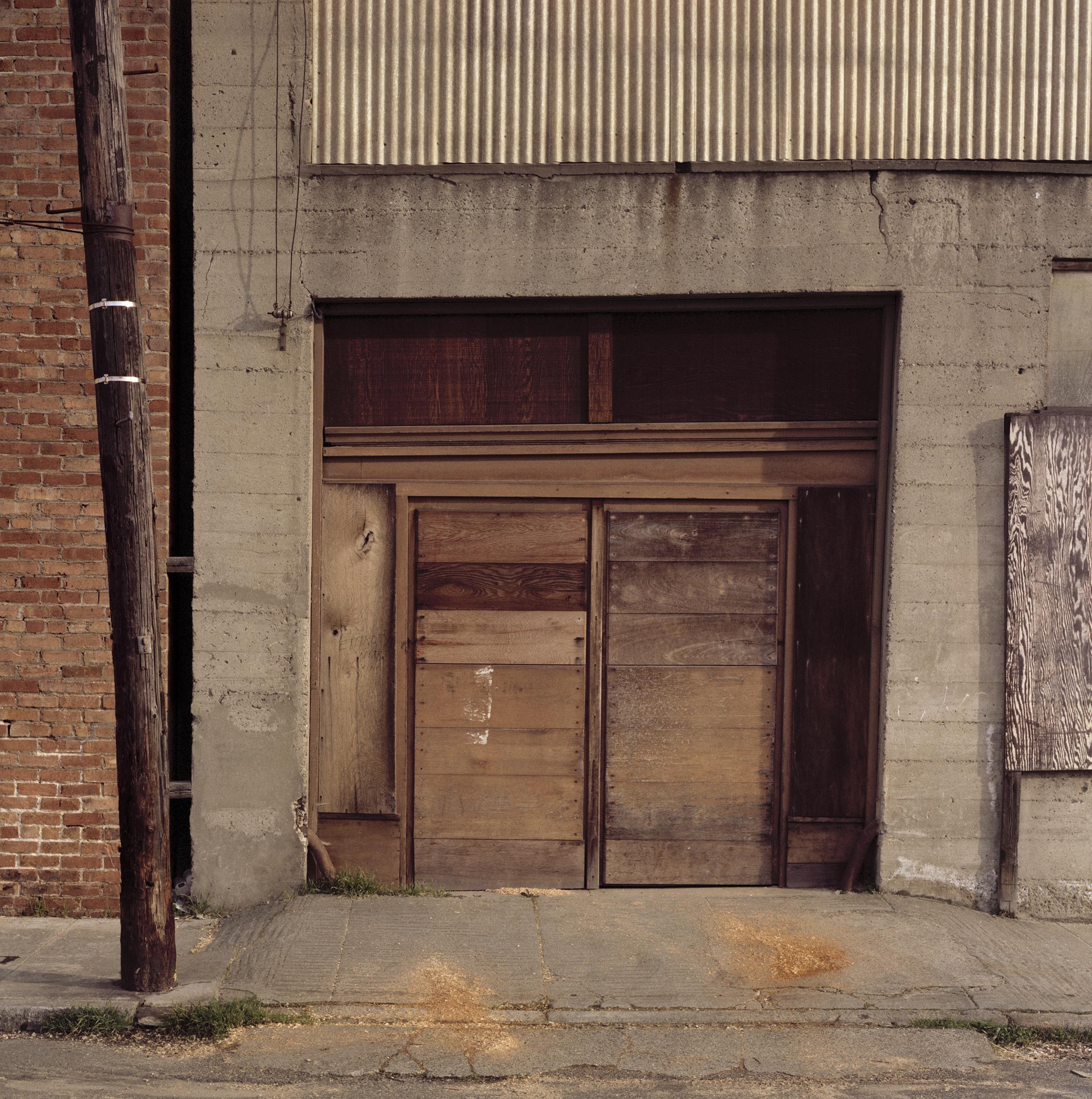 Freelon Street Doors