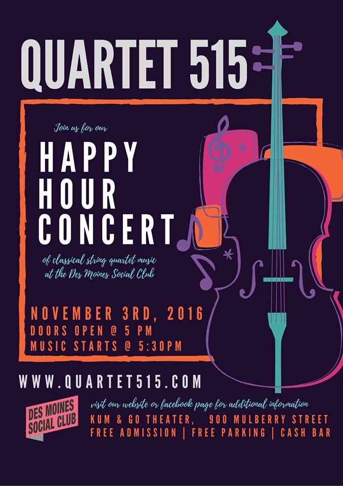 Happy Hour Concert
