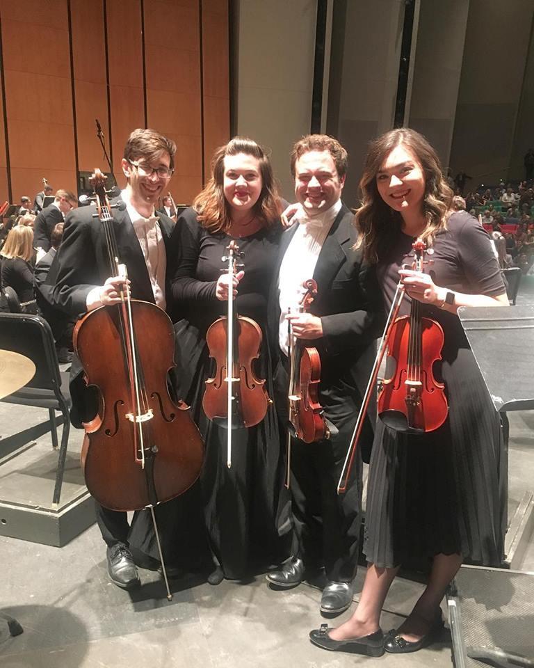Des Moines Symphony concert