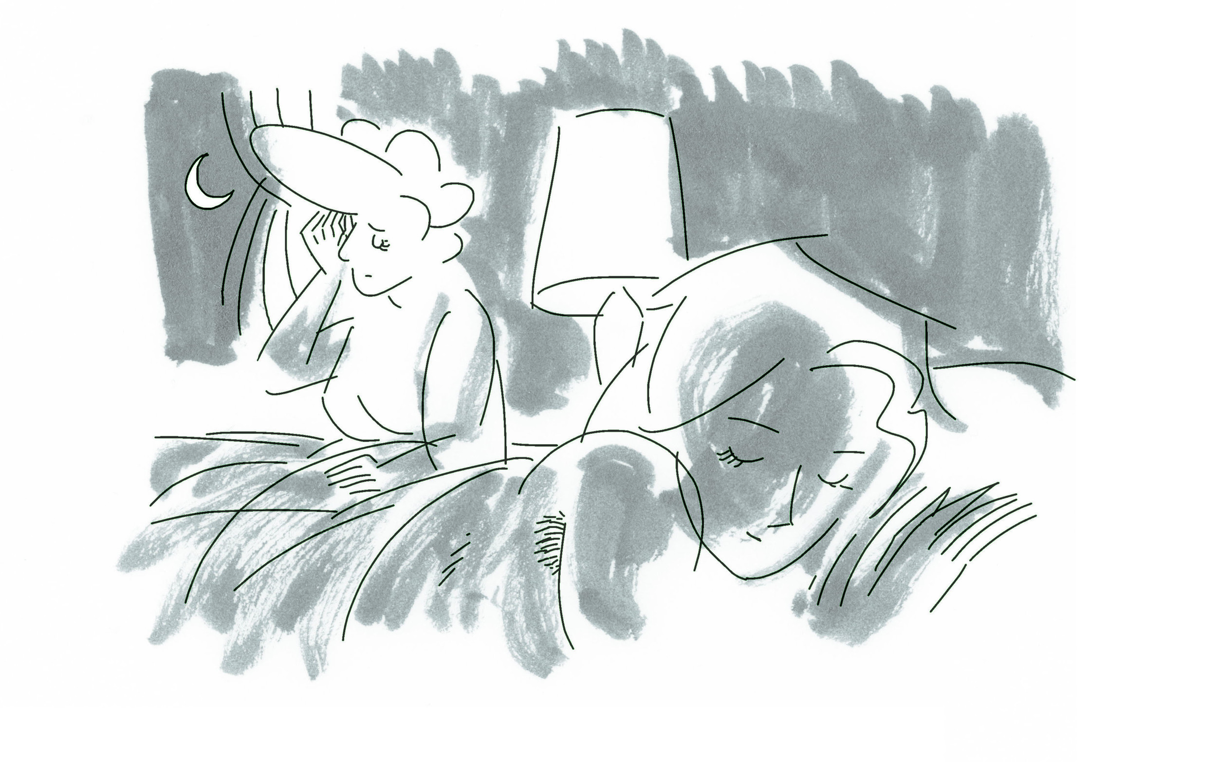 Sketches for a Short Film (2/2)