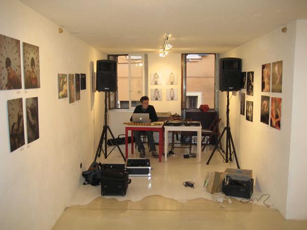 Centro Culturale Esposta, in Verona, Italy.