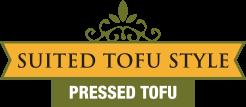 Suited Tofu Style - Pressed Tofu