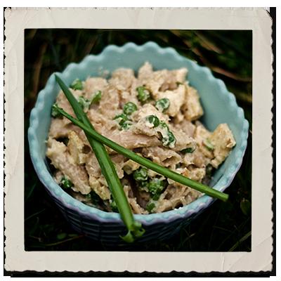 Smoked Tofu Carbonara