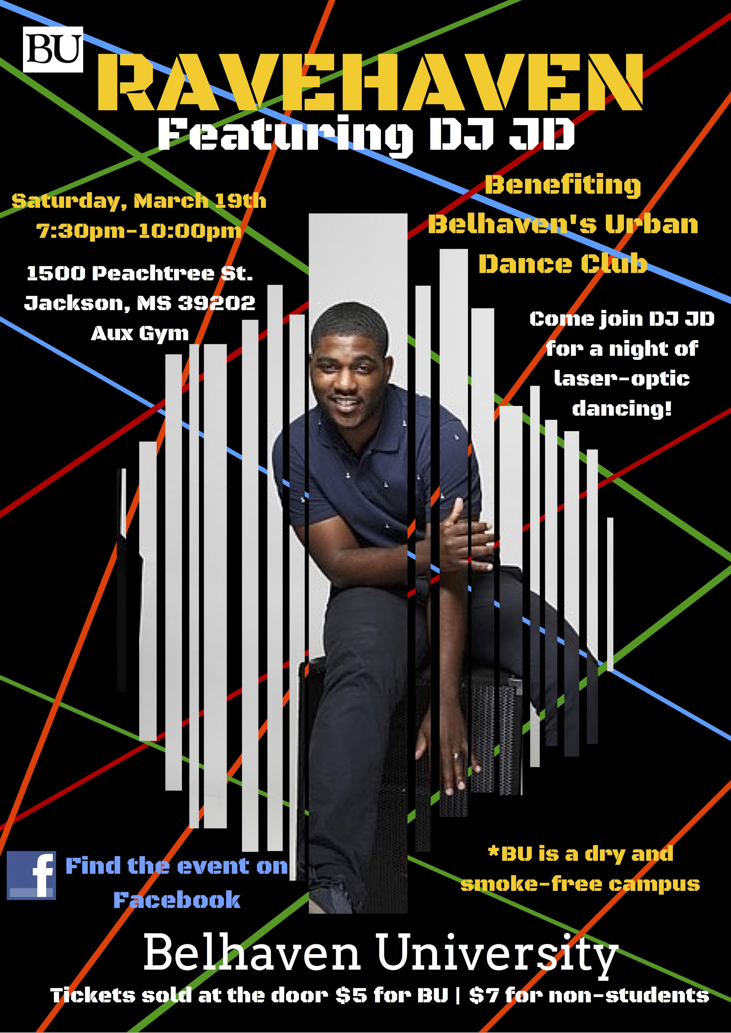 UDC Ravehaven S2016 Poster.jpg