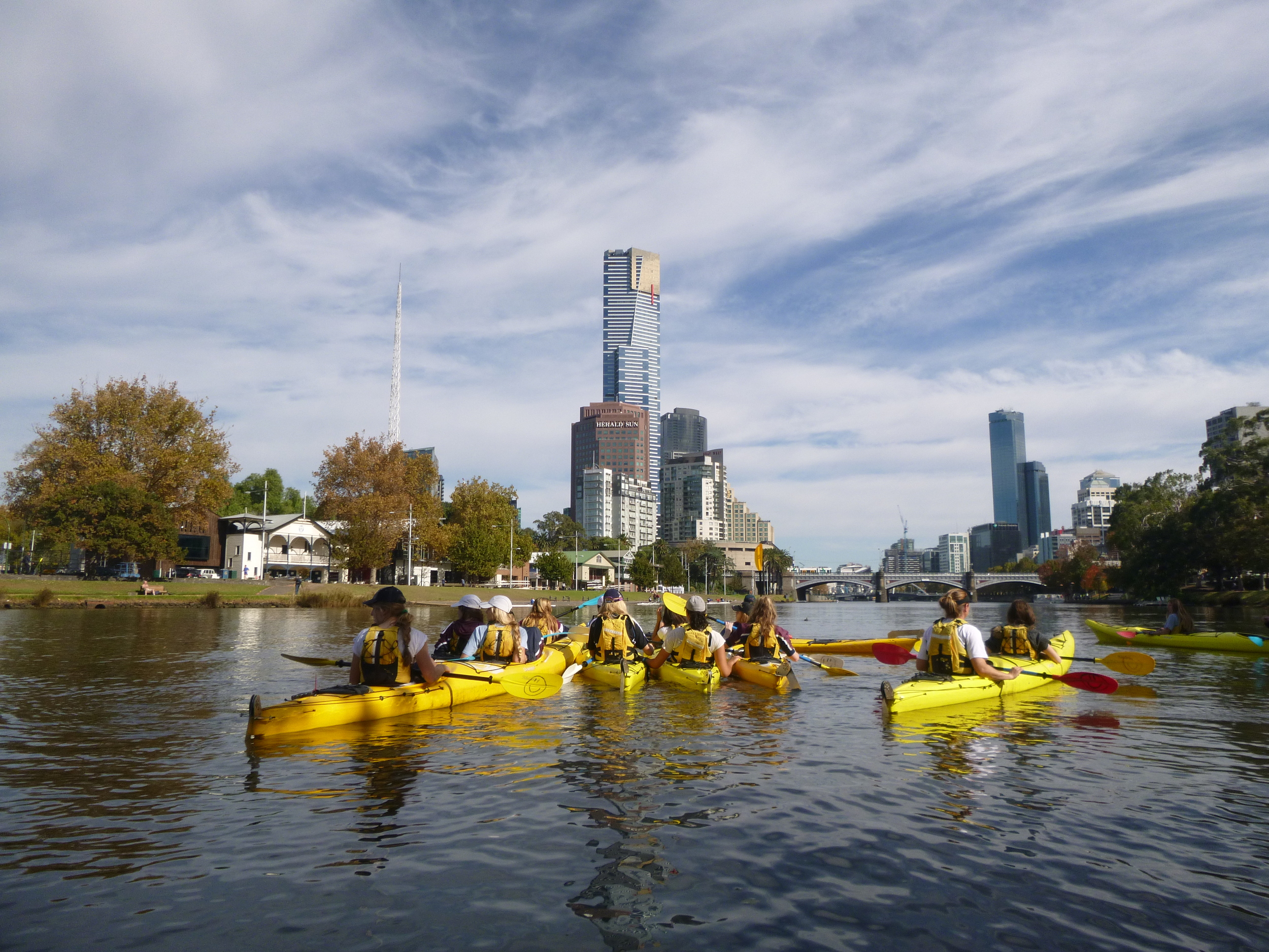 Melbourne Sea Kayaking