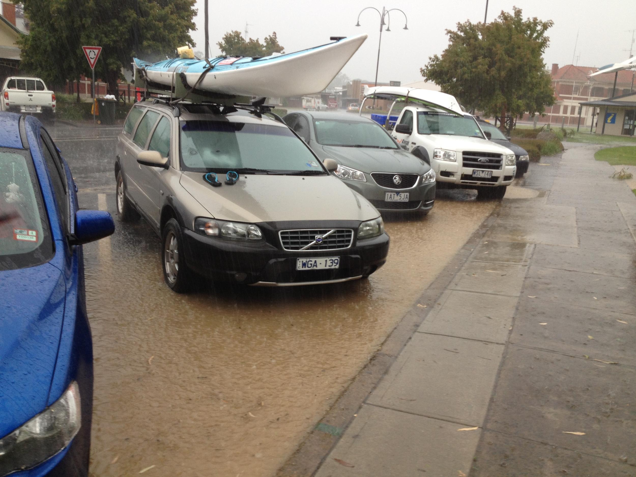 Tocumwal deluge