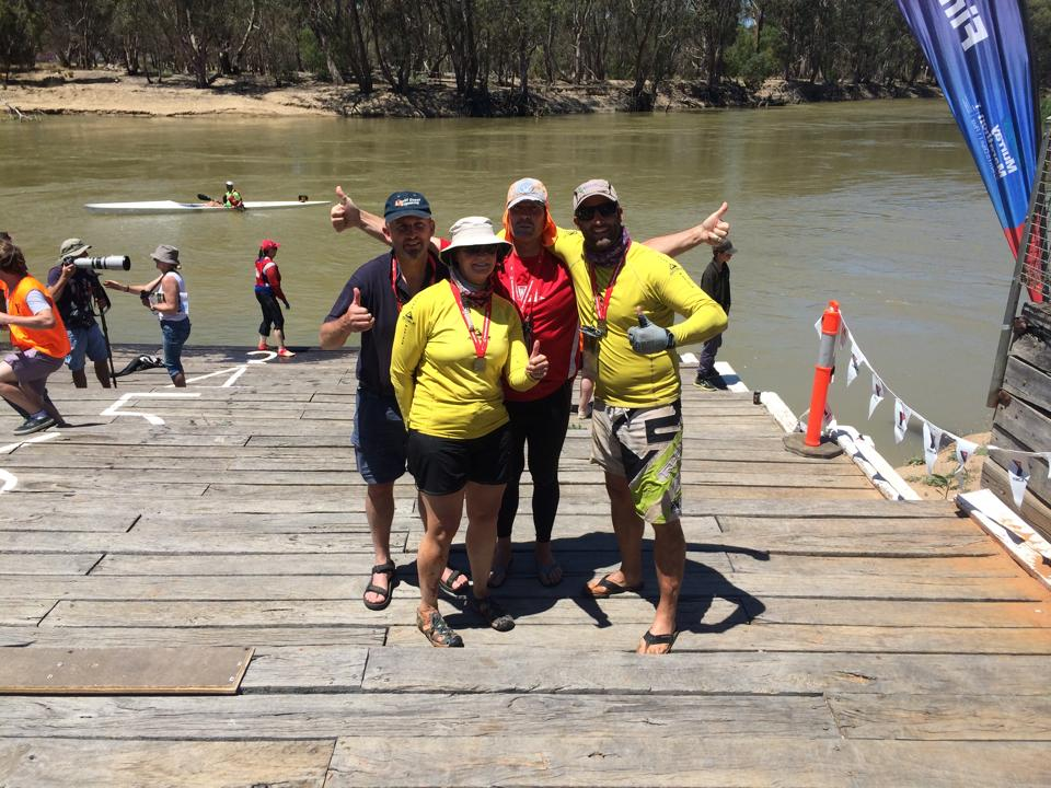 Team ECK at Swan Hill