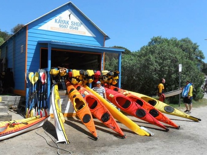 Fibreglass and Plastic Sea Kayaks