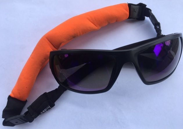 Hides H20 Floating Sunglass Strap $17