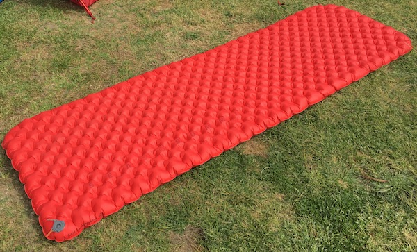 Sea To Summit Comfort Plus Insulated Sleeping Mat (Large Rectangle)