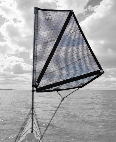 Flat Earth Sail