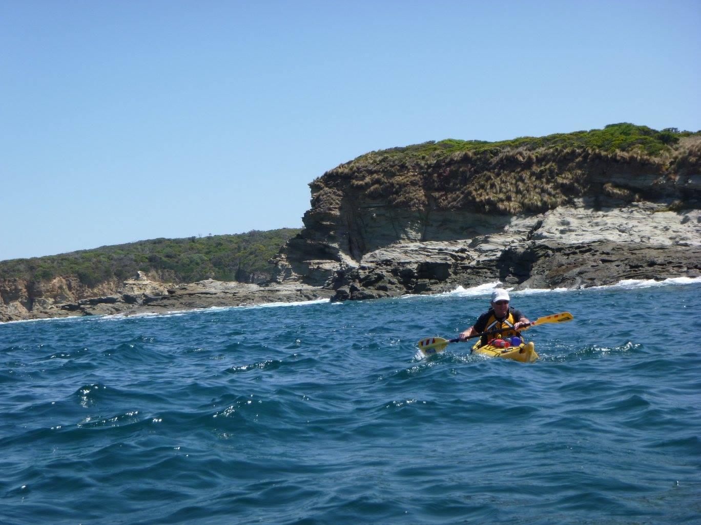 Cape Paterson coast