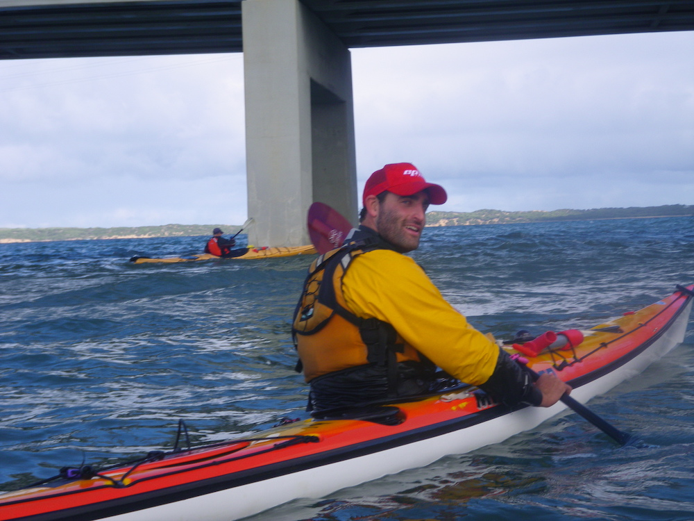 Tide Streams - San Remo Bridge