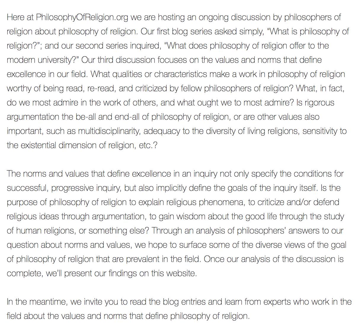 PhilOfRel Blog