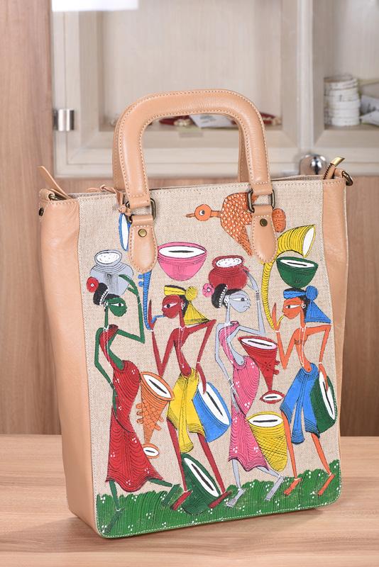 Pata Chitra Handbag