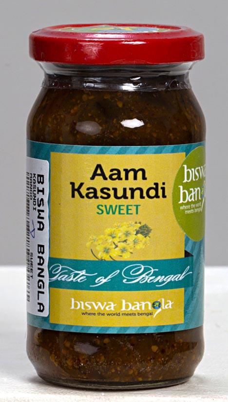 Sweet Mango Kasundi