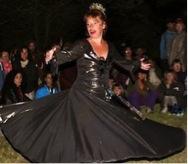Rebecca Faro authentic dance and movement teacher who will ignite your life