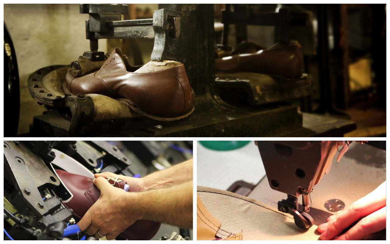 Factories are regularly audited to maintain the Brand's exemplary standards