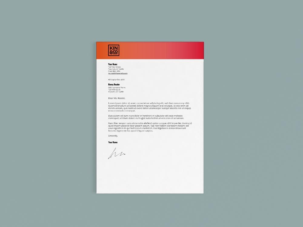 Kin&Co Letter head mock up 1.jpg