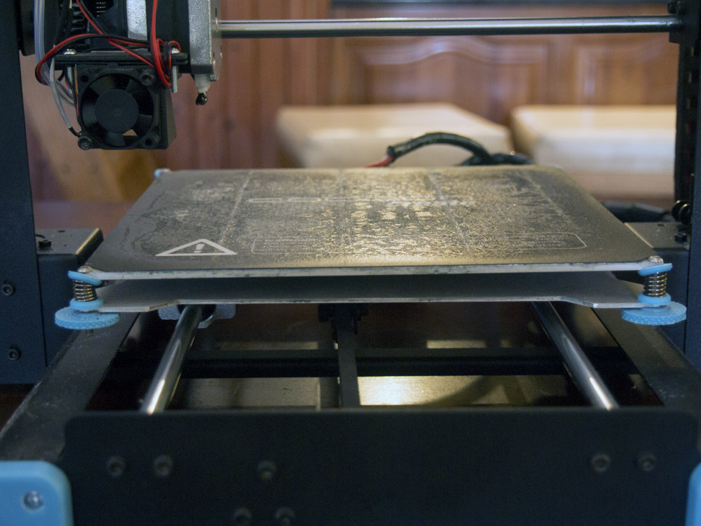 Cocoon Create Print Bed