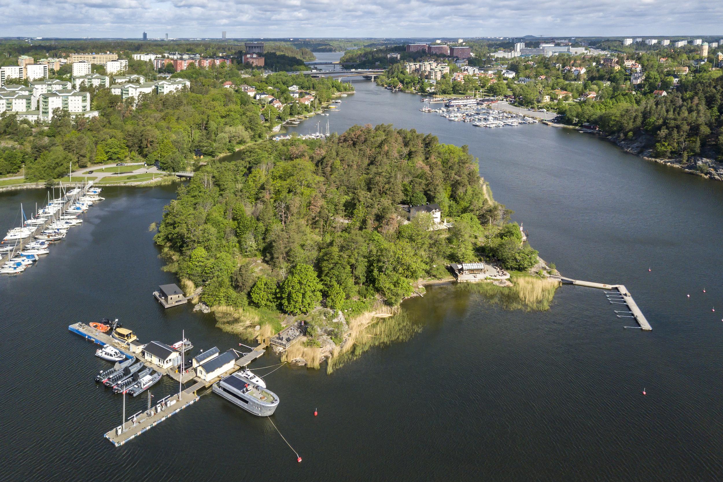Bockholmen, Stockholm